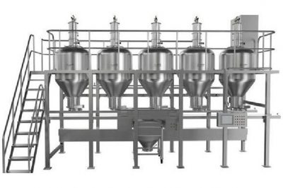 Perfect automation solution for ingredients